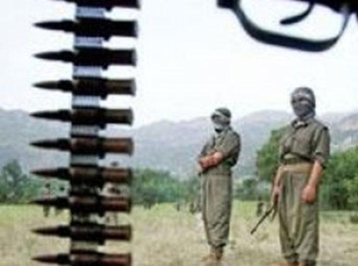 PKK kampına şok baskın