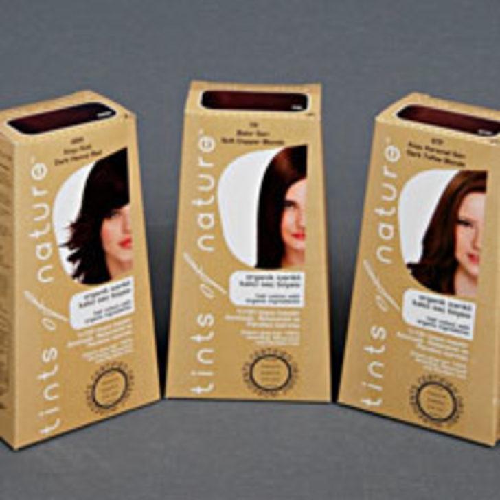 Organik İçerikli Saç Boyası