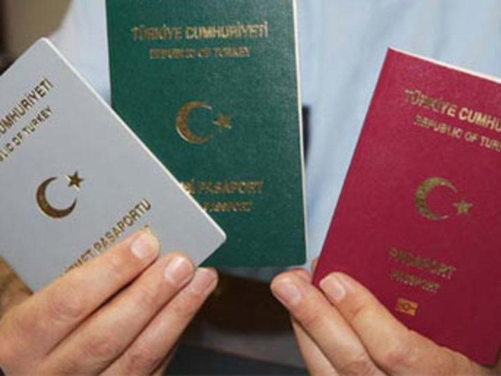 Pasaport alacaklar dikkat!