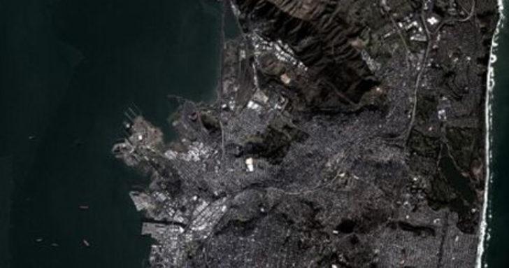 Göktürk-2 uydusundan ilk görüntüler