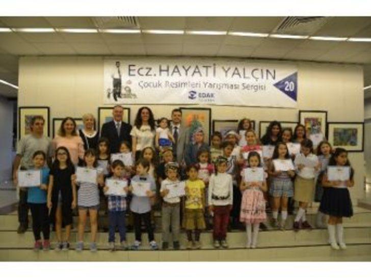 Eczacı Hayati Yalçın Çocuk Resimleri Yarışması Sonuçlandı 99