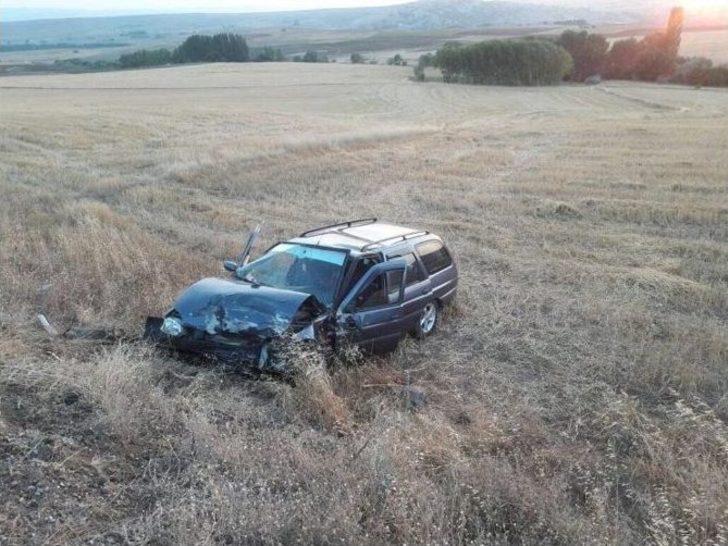 Sorgun Haberleri: Belediye Başkanı kazada yaralandı
