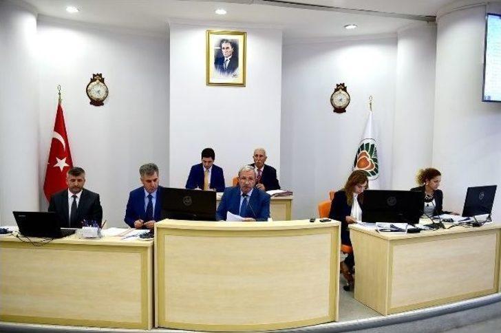 belediye meclisine şefik şengün başkanlık etti ile ilgili görsel sonucu
