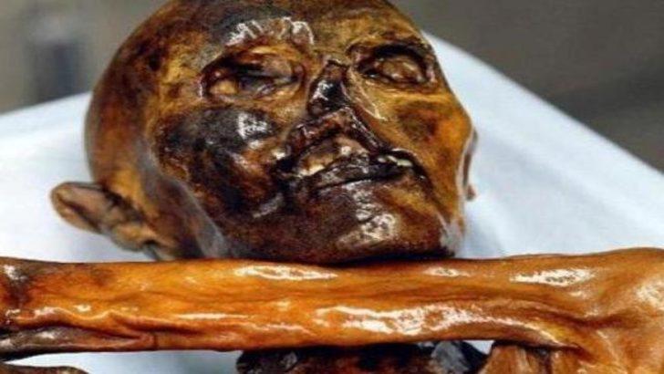 Dünyanın en eski cinayeti!