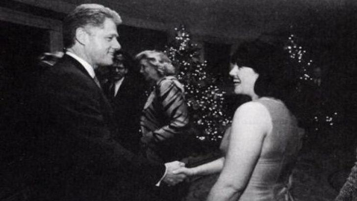 Lewinsky, Clinton'ı böyle baştan çıkarmış
