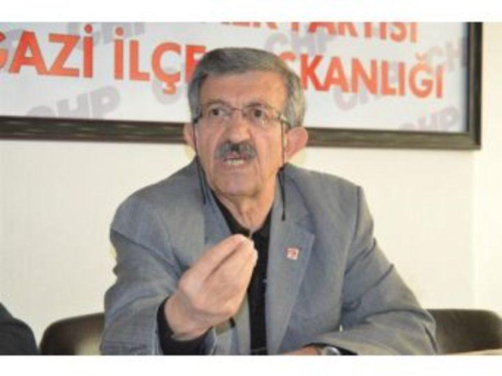 Orhangazi Haberleri: CHP Orhangazi ilçe yönetimi istifa etti