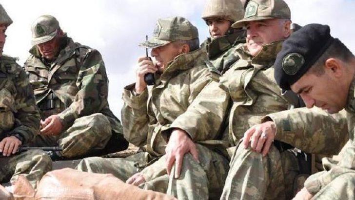 PKK'nın hedefindeki komutana atama