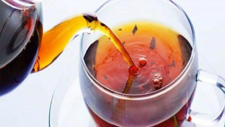 Çayın mucize faydası