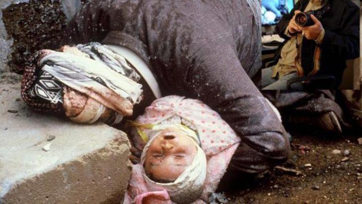 25 yıl sonra yine Halepçe mi?