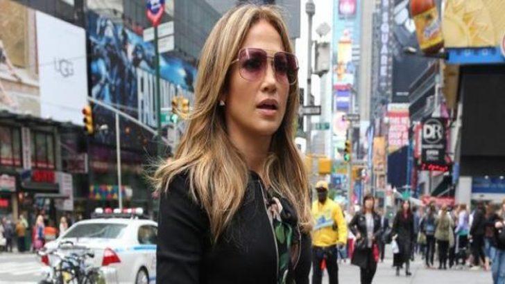 Jennifer Lopez'in evinde kaçak yaşadı