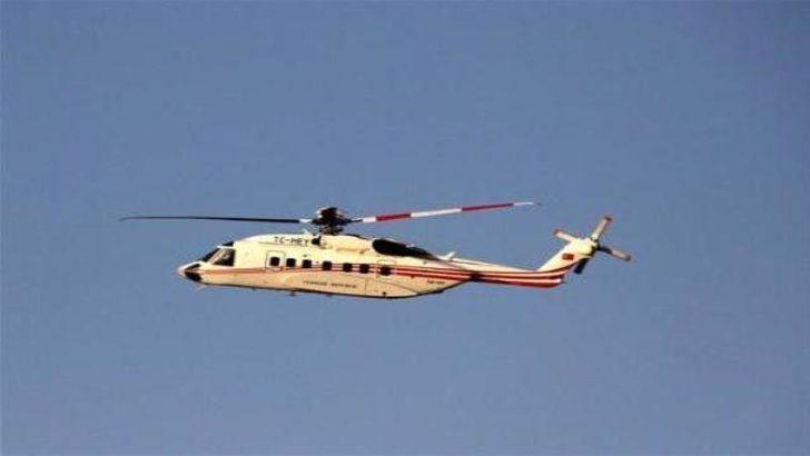 Başbakan Erdoğan havadan kontrol etti