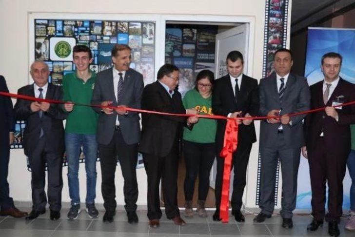 Samsun'da Liseliler Için Uluslararası Eğitim Ofisi Açıldı