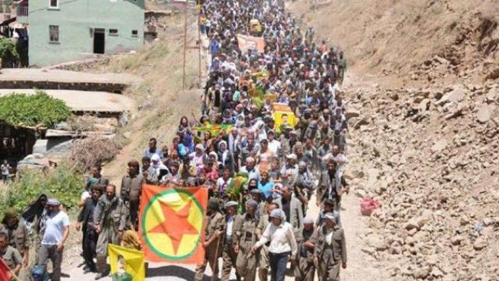 2 PKK'lının cenazesi teslim edildi