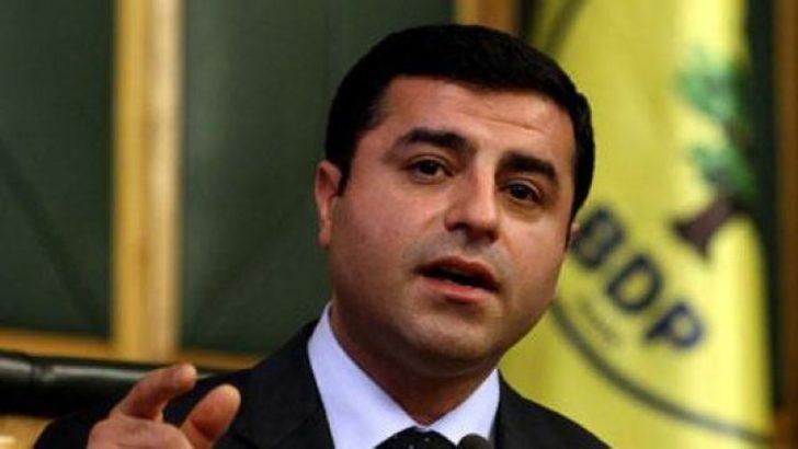 Demirtaş'tan başkanlık sistemi açıklaması