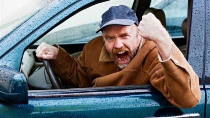 Bunları yapıyorsanız 'psikopat' sürücüsünüz!