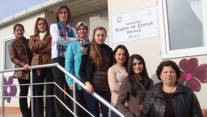 Karabigalı Kadınların Sosyal Yönü Güçleniyor