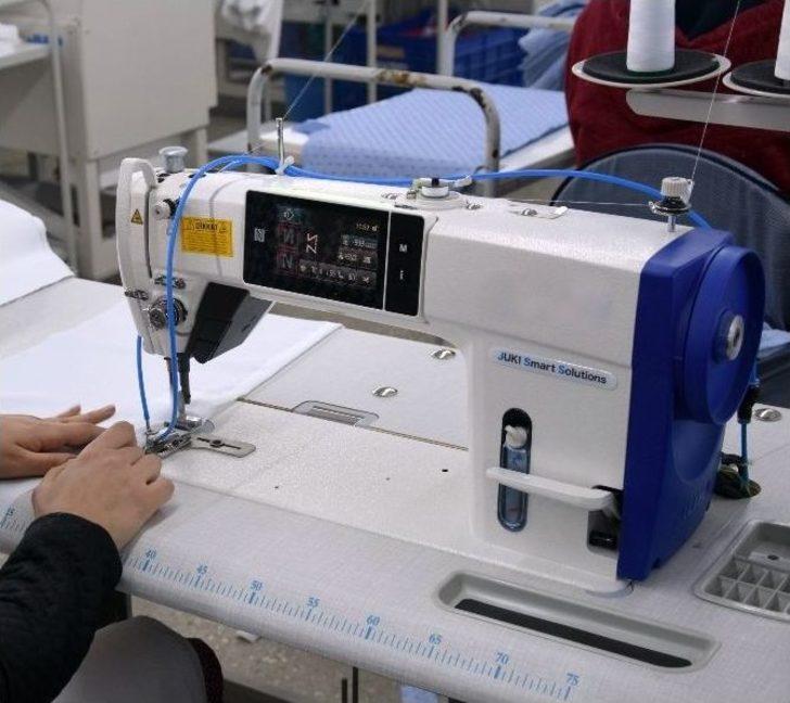Tekstil'in Yeni Ustabaşı: 'yapay Zekalı Dikiş Makinesi'
