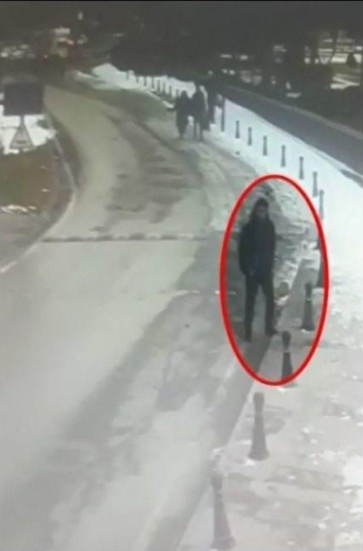 Reina saldırganının Konyadaki otogar görüntüleri ortaya çıktı