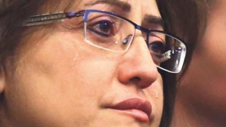 Bakan Fatma Şahin'i ağlatan toplantı