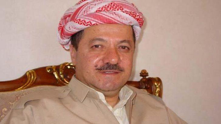 Barzani'den 4 ülkedeki Kürtler'e çağrı!