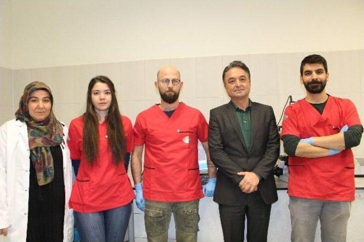 Türkiyenin ilk keçi sperm bankası kuruldu 96