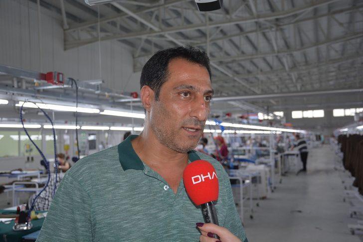 Sinop'ta bir yıl önce faaliyete giren ve ürettiği ürünleri uluslararası markaya ihraç eden tekstil firması, çalıştıracak işçi bulamıyor. ile ilgili görsel sonucu