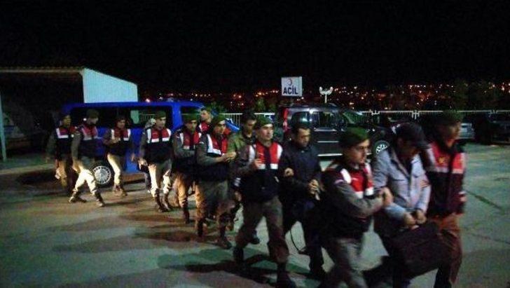 Yunanistan'a Kaçmak Isteyen Fetö'cülerin Kimlikleri Belirlendi