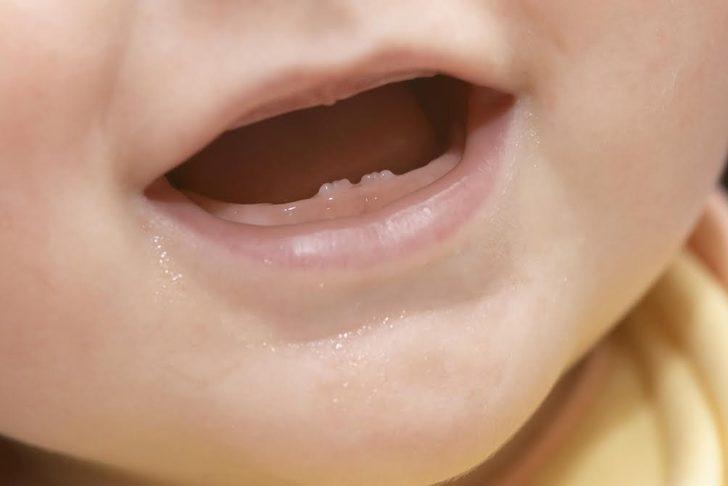 Bebeklerin diş gelişimi için bunlara dikkat