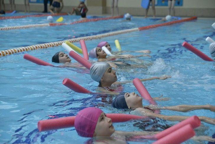 Su Sporları İçin Kış Dönemi Kayıtları Başlıyor
