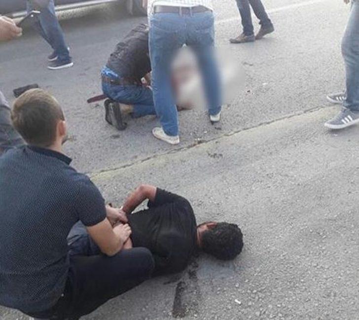 Ankara'da dehşet! 'Ben şeytanım' deyip 2 kişiyi öldürdü, 2 kişi yaraladı