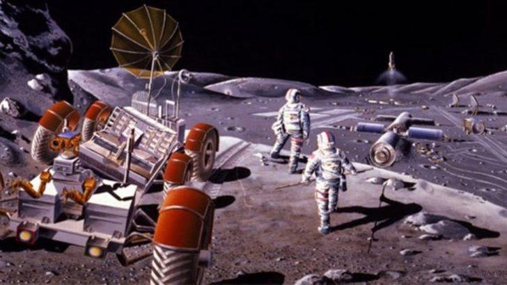 Mars'ta İnsan Kolonisi