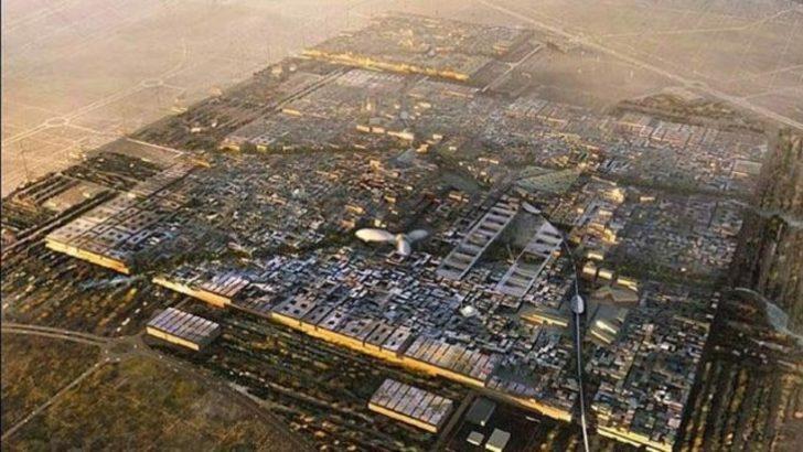 Masdar Şehrinin Tamamlanması