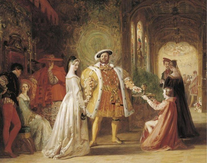 6 kez evlenen 8. Henry ve lanetli eşleri