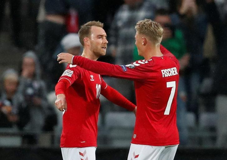 Danimarka 2 - 0 Galler (UEFA Uluslar Ligi)