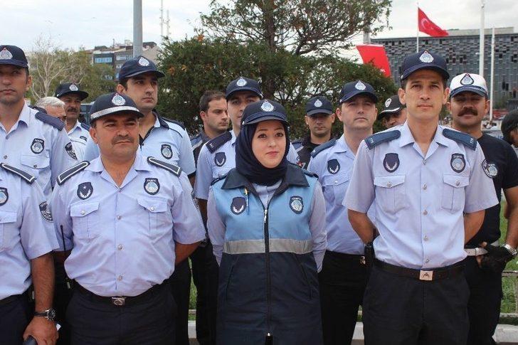 Zabita Teskilati Nin 191 Inci Kurulus Yildonumu Taksim De Kutlandi Istanbul Haberleri