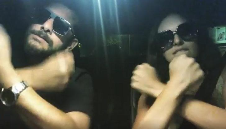 Enis Arıkan ve Ezgi Mola'nın Aleyna Tilki videosu sosyal medyayı salladı