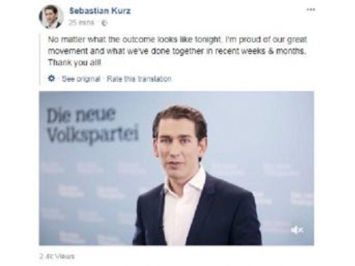 Avusturya Erken Seçim Için Sandık Başında