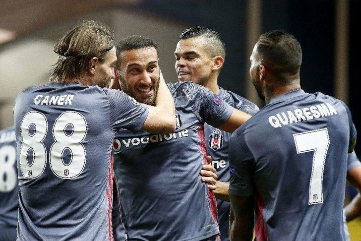 Beşiktaş'tan Türk Futbol Tarihinde Bir İlk