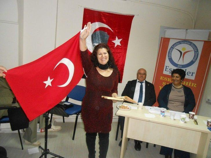 Eşyoder Üyelerinden Bayrak Ve Vatan Sevgisi Şiirleri, Kahramanlık Türküleri