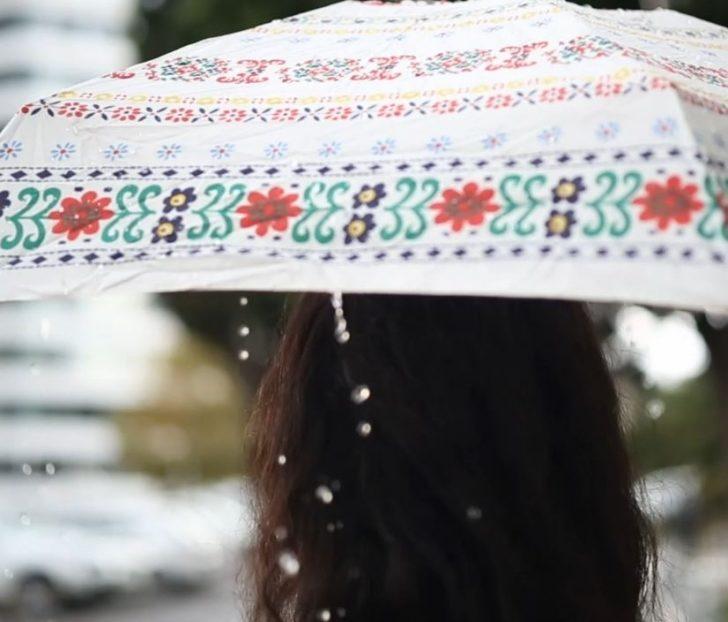 Islak Şemsiyeyle Ne Yapacağımızı Bilememekten Kurtulduk