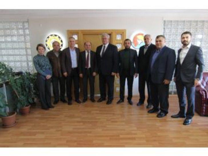 Büyükelçi Sybiha'dan Safranbolu Tso'ya Ziyaret