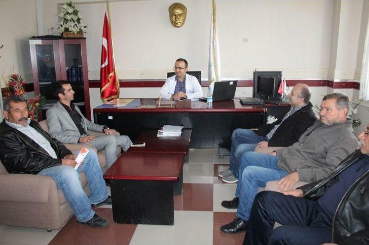 Ak Parti Gemerek Teşkilatı Üyeleri Organlarını Bağışladı