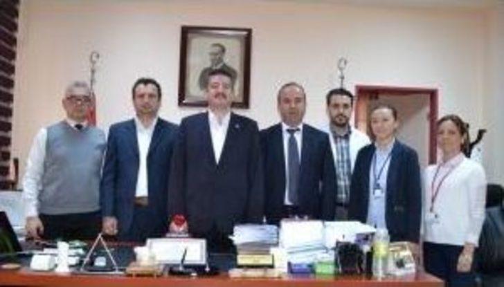 Bandırma Devlet Hastanesi Türkiye Birincisi