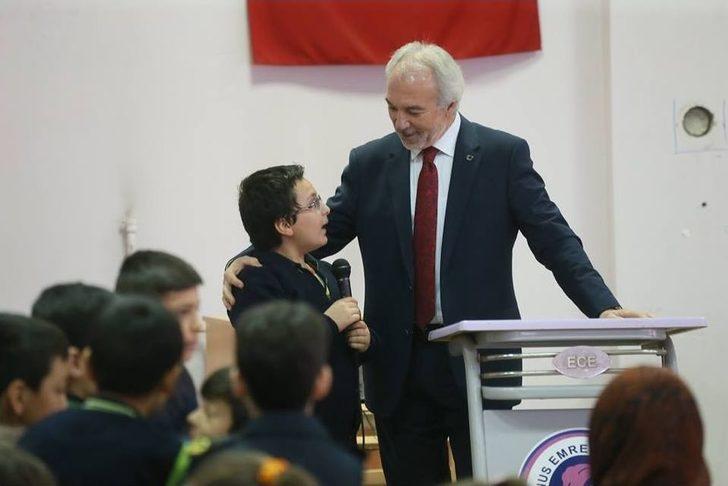 Başkan Kamil Saraçoğlu: Kitap Okumak İnsan Hayatını Her Yönüyle Zenginleştirir
