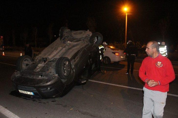 Niğde'de Feci Kaza: 7 Yaralı