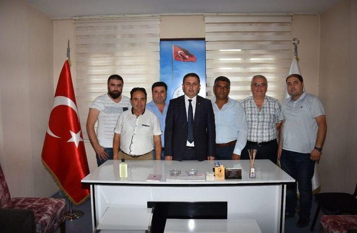 Alaşehir Eso Başkanı Kıymık Yeniden Aday