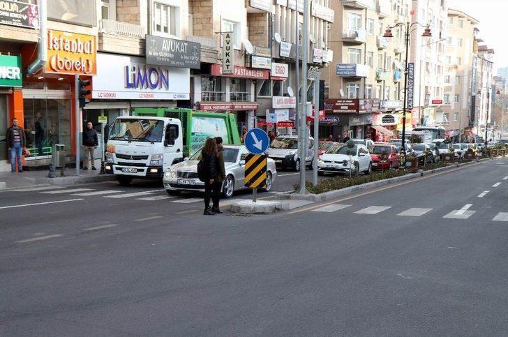 Nevşehir'de Hayat 2 Dakika Durdu