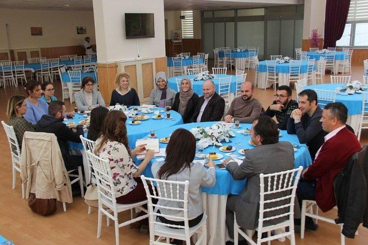 Klü'de Engelli Öğrencilerle Tanışma Toplantısı
