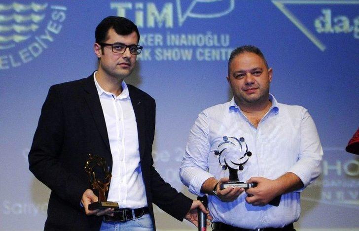 İha'ya Yılın En İyi Haber Ajansı Ödülü