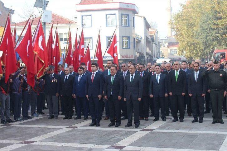 Beyşehir'de 10 Kasım Atatürk'ü Anma Töreni